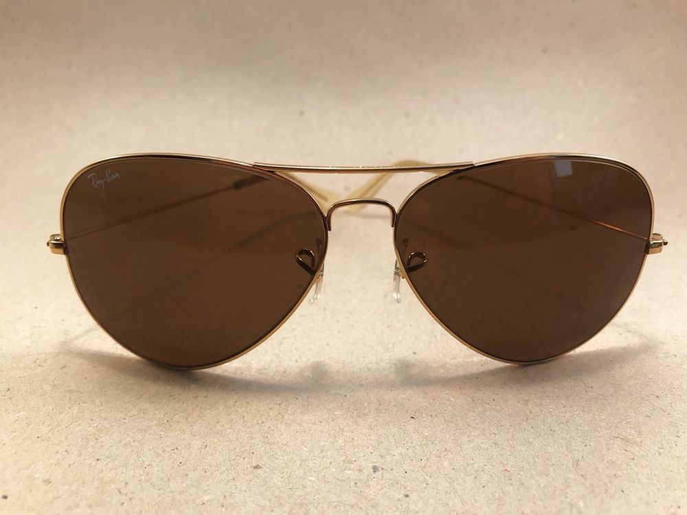 acd6c555e9 Vintage Ray Ban Large Metal II B15 Arista 62    14 B L Bausch Lomb ...