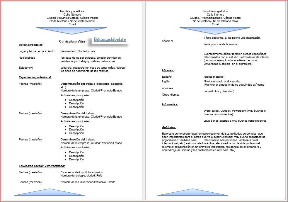 9 Initiativbewerbung Beispiele Lebenslaufschreiben Resume