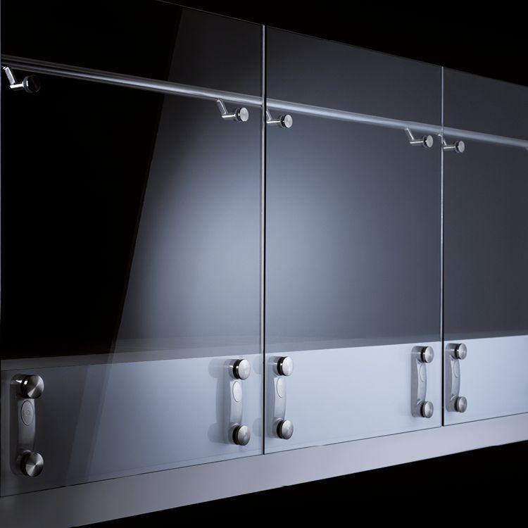 glass balustrade systems q railing pinteres. Black Bedroom Furniture Sets. Home Design Ideas