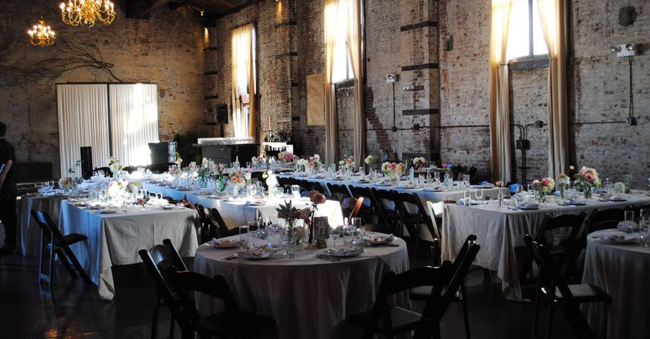 The Green Building New York Wedding Venues Hitch