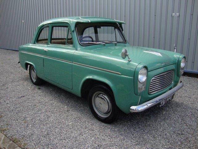1960 Ford 100E Popular | Ford EU/UK | Cars, Classic cars