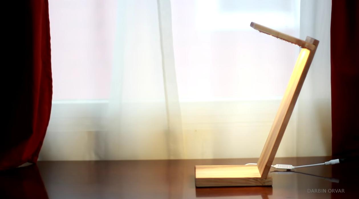 desk lighting solutions. DIY LED Desk Lamp Is An Elegant Lighting Solution Solutions D