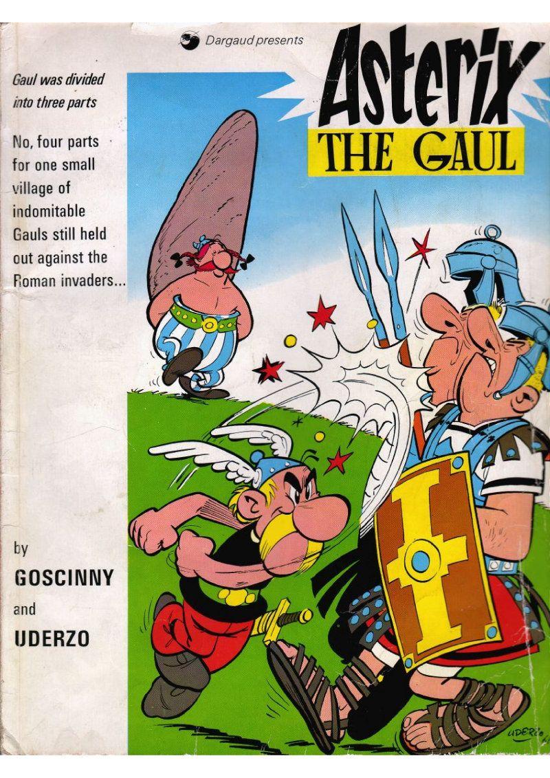 Read Asterix Comics Online Asterix Comics Chapter 01 Page 1 Comics Cartoons Comics Comics In English