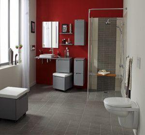 Séparer les wc dans la salle de bain #sdb #wc http://www ...