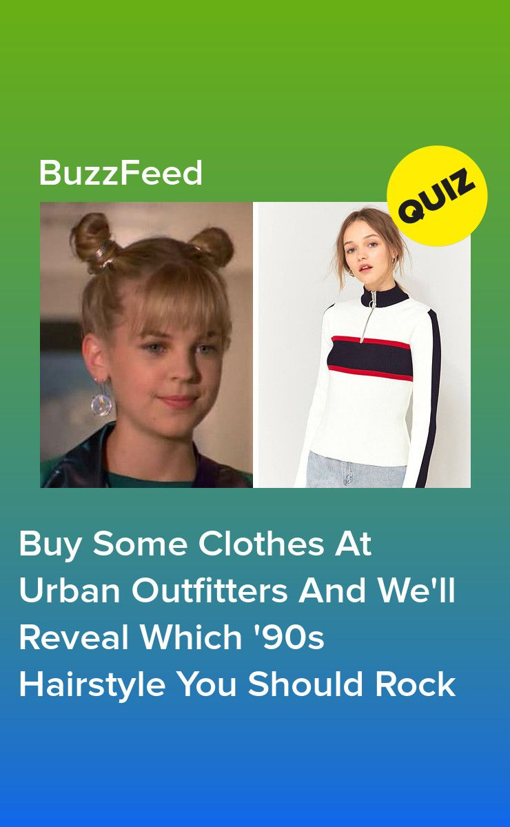 Buzzfeed Clothes Quiz