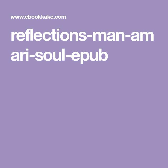 Reflection of a man epub