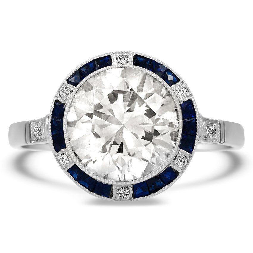 b1201b779 The Bandele Ring | wedding August 2018 | Vintage engagement rings ...