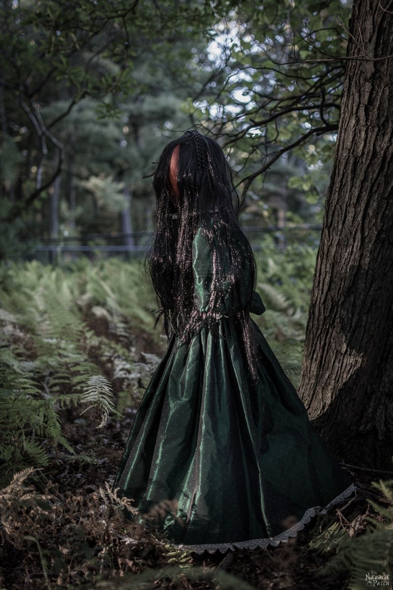 Diy Creepy Halloween Decorations.Ringu Girl A Life Size Scary Halloween Prop Halloween