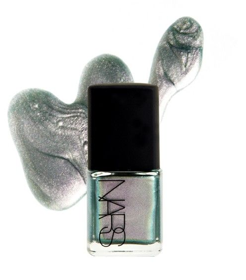 Nars Nail Polish ($19) in Disco Inferno - oh yeah, and someone with talent to paint this onto my nails...