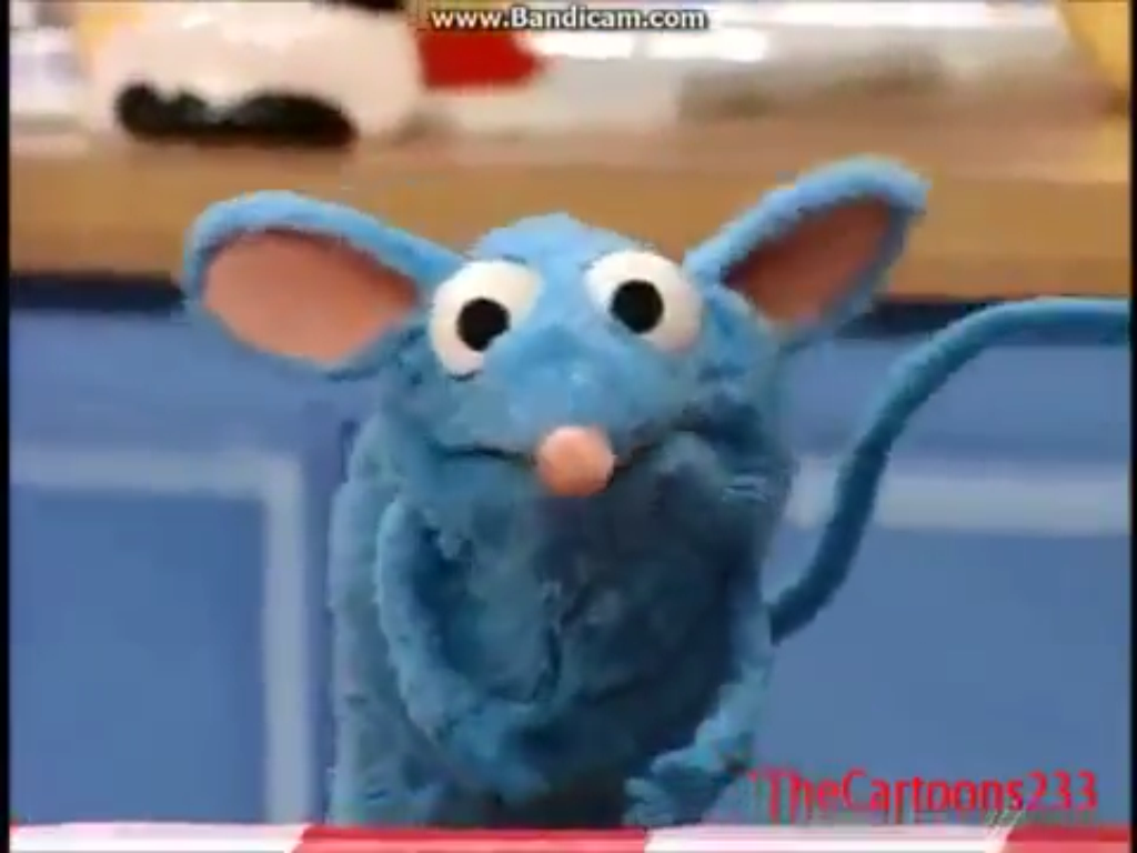 """Tutter On """"Mouse Party"""" 