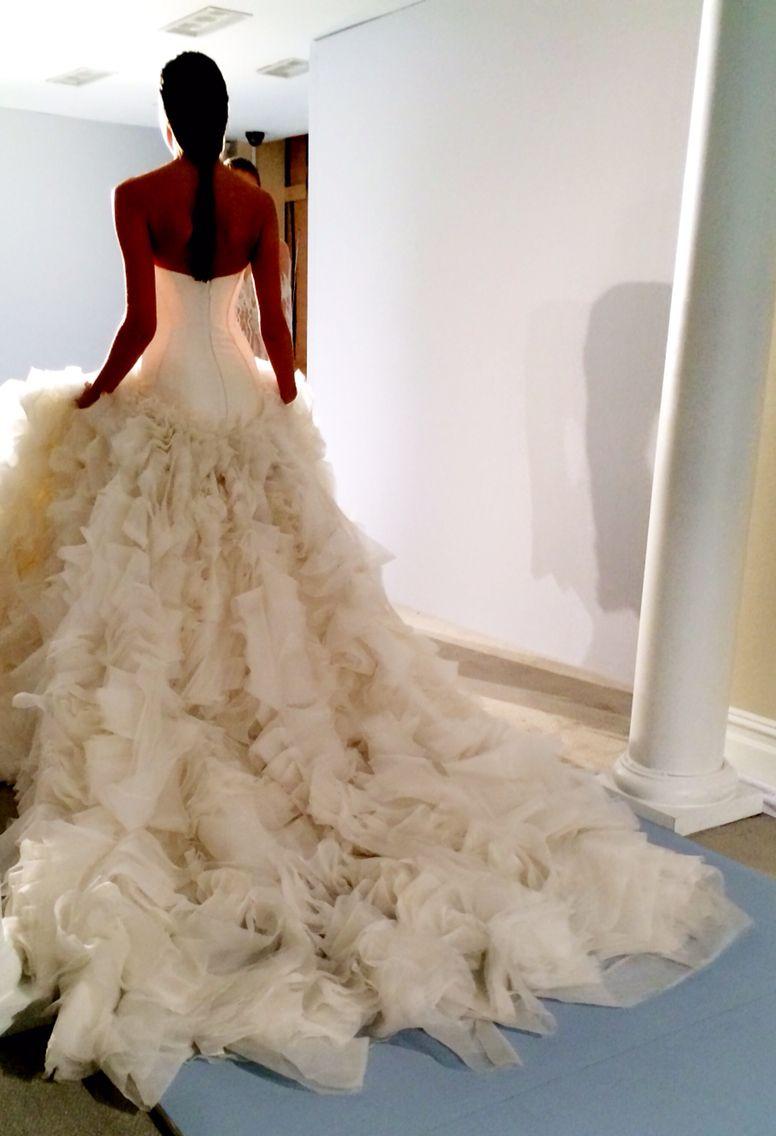 Lisa robertson in wedding dress - No Words Couture Bridalbridal
