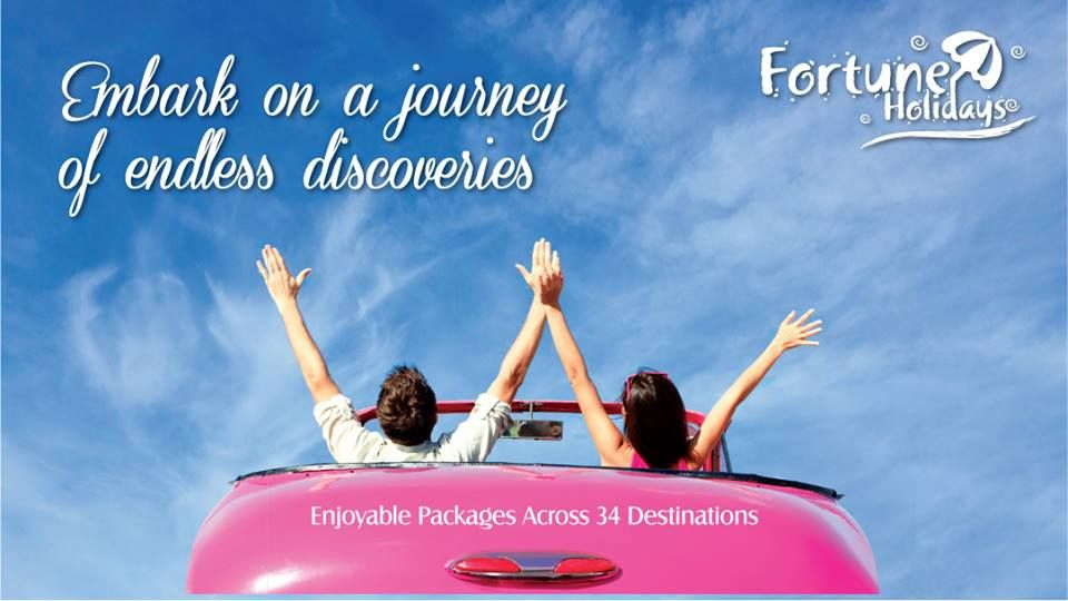 this summer embark on a journey of endless discoveries and choose