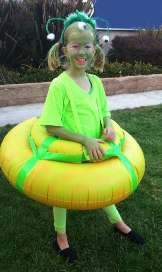The Best Alien Costumes