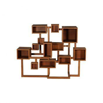 Westwing Home & Living - 12 nichos, L:1,5m, A: 1,1m, P:60cm