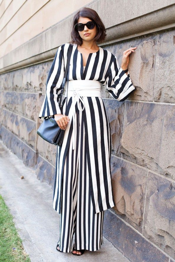 #TalisaSutton's amazing stripes.  Sydney. #Badlands