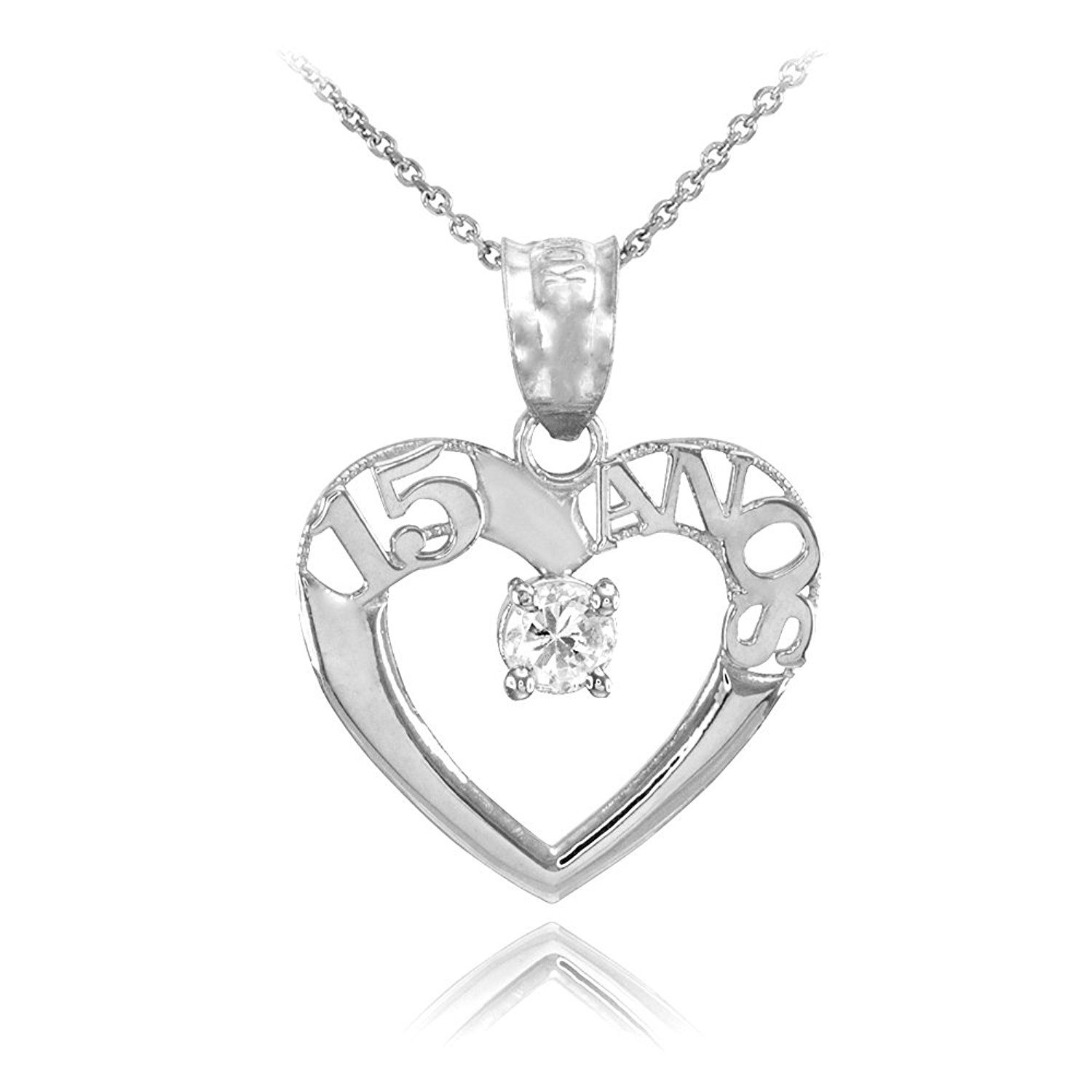 special women nano moms white cool gifts for birthday products cubic jewelry gift stone best presents necklaces sterling zirconia s mom day mother silver necklace