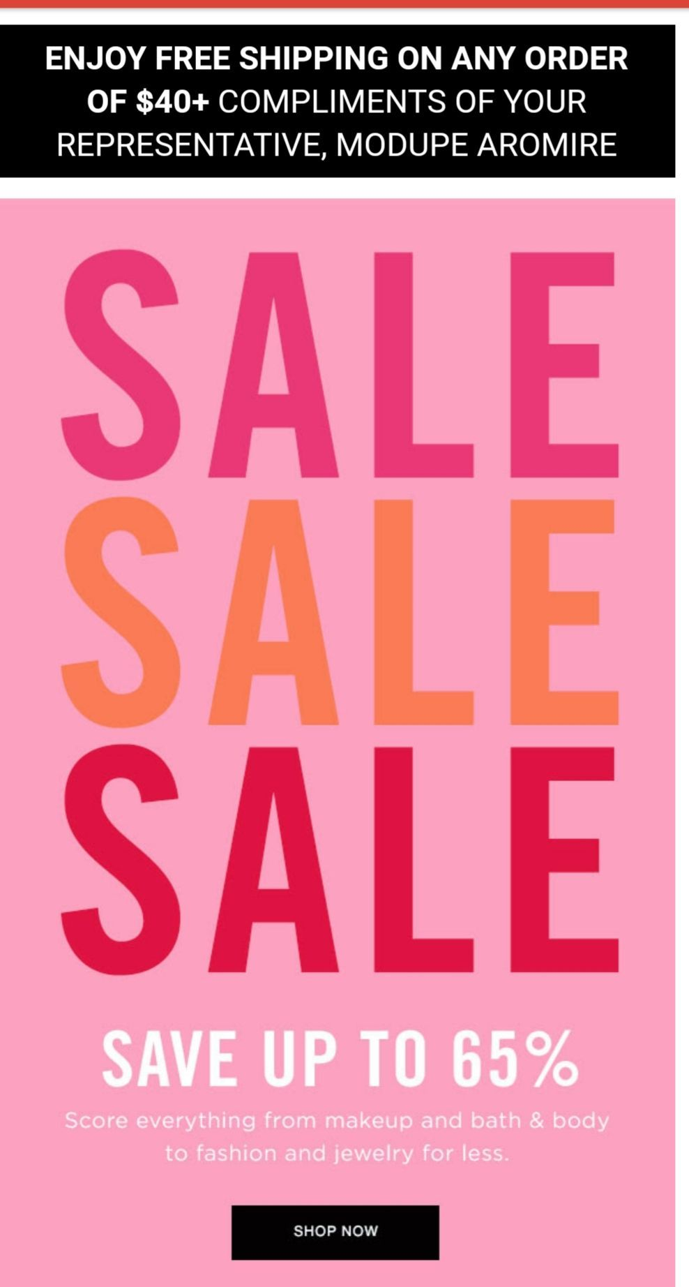 This Sale Is So Huge Tagged The Biggest Sale Of The Year