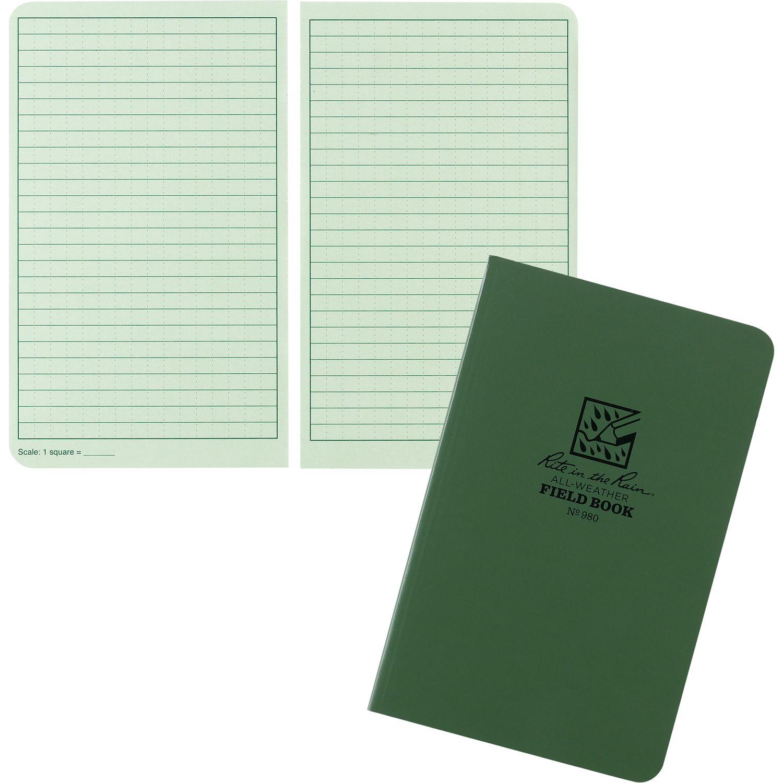 Rite In The Rain Field Flex Notebooks With Universal Pattern