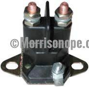 AMP Part # 233-8677, Starter Solenoid, Dixon 4008, 4124, 539115788, Murray 24285, 424285, Toro 11-1674