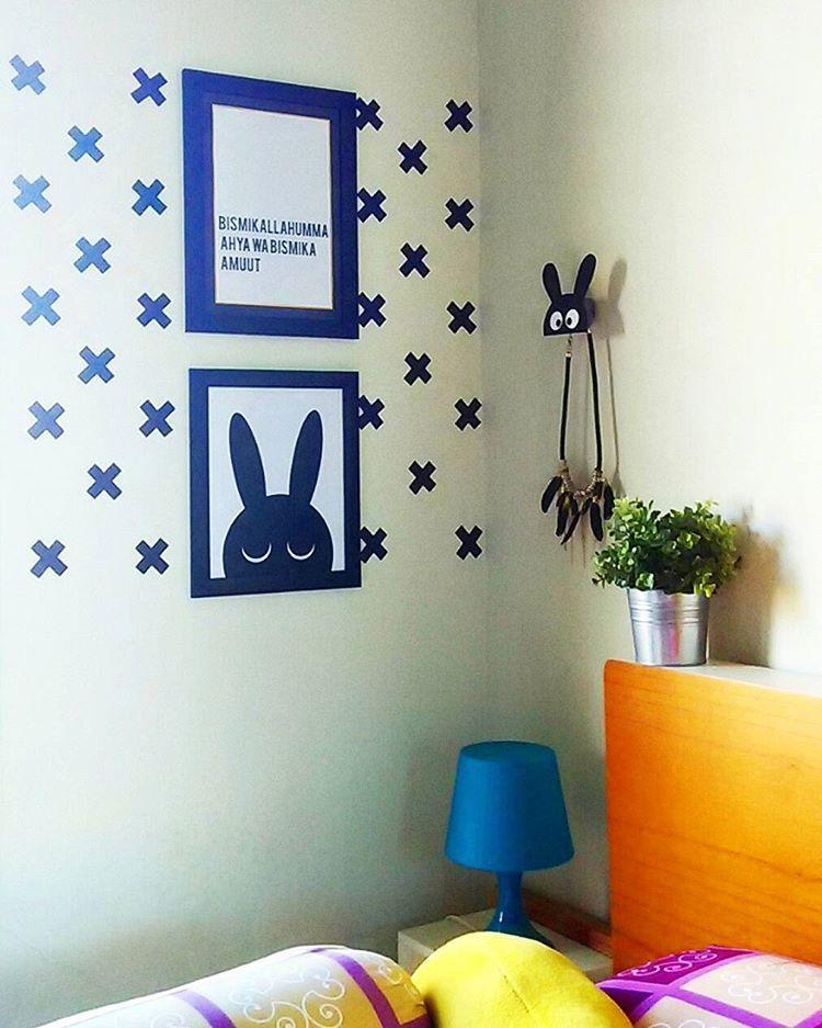 29 Ide Hiasan Dinding Kamar Dan Ruang Tamu Islami Terbaru Kreatif 2019 Dekor Rumah Hiasan Desain Ruangan