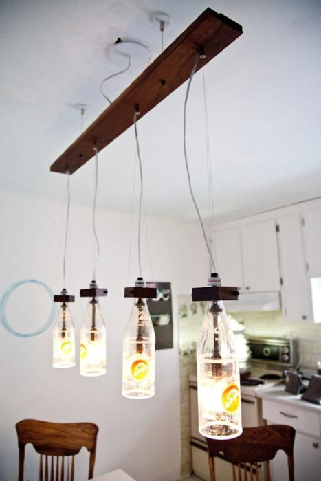 Diy Ceiling Lamp For Kitchen