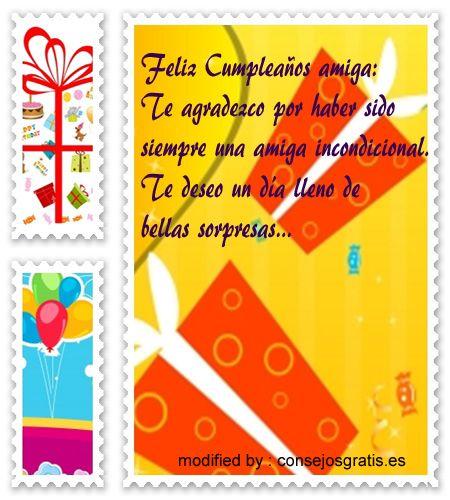 tarjetas con imàgenes nuevas de cumpleaños para mi mejor amiga, imàgenes con frases muy bonitas