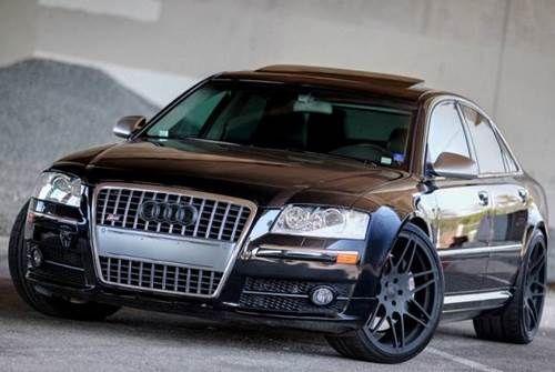 AUDI S V K Audi Enthusiasts Pinterest Cars And - 2007 audi s8