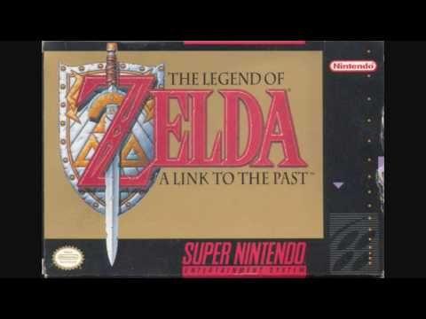 Best VGM 613 - Zelda : A Link to the Past - Lost Woods