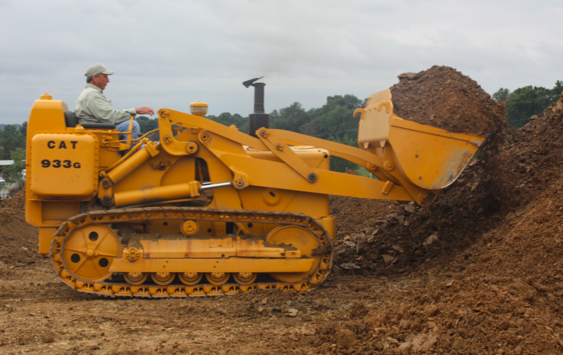 Pin by James Culbertson on TRACTORS Caterpillar