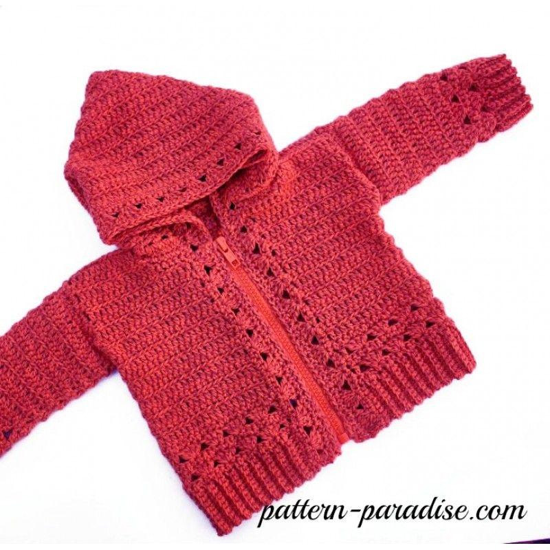 Premium Crochet Pattern ~ Double Trouble Sweater by Pattern Paradise ...