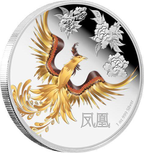 Bald Eagle Pattern Commemorative Coins Collection Coin Collectibles Silver Color
