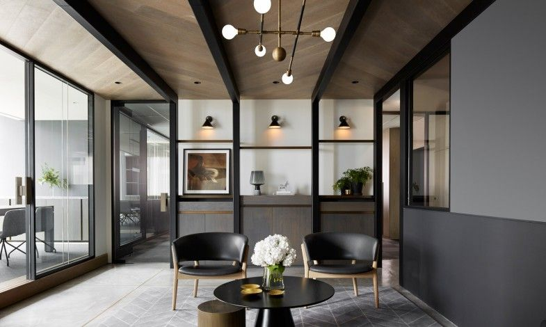 Belle Coco Republic Interior Design Awards 2015 Finalist For Best Commercial Pask Office By