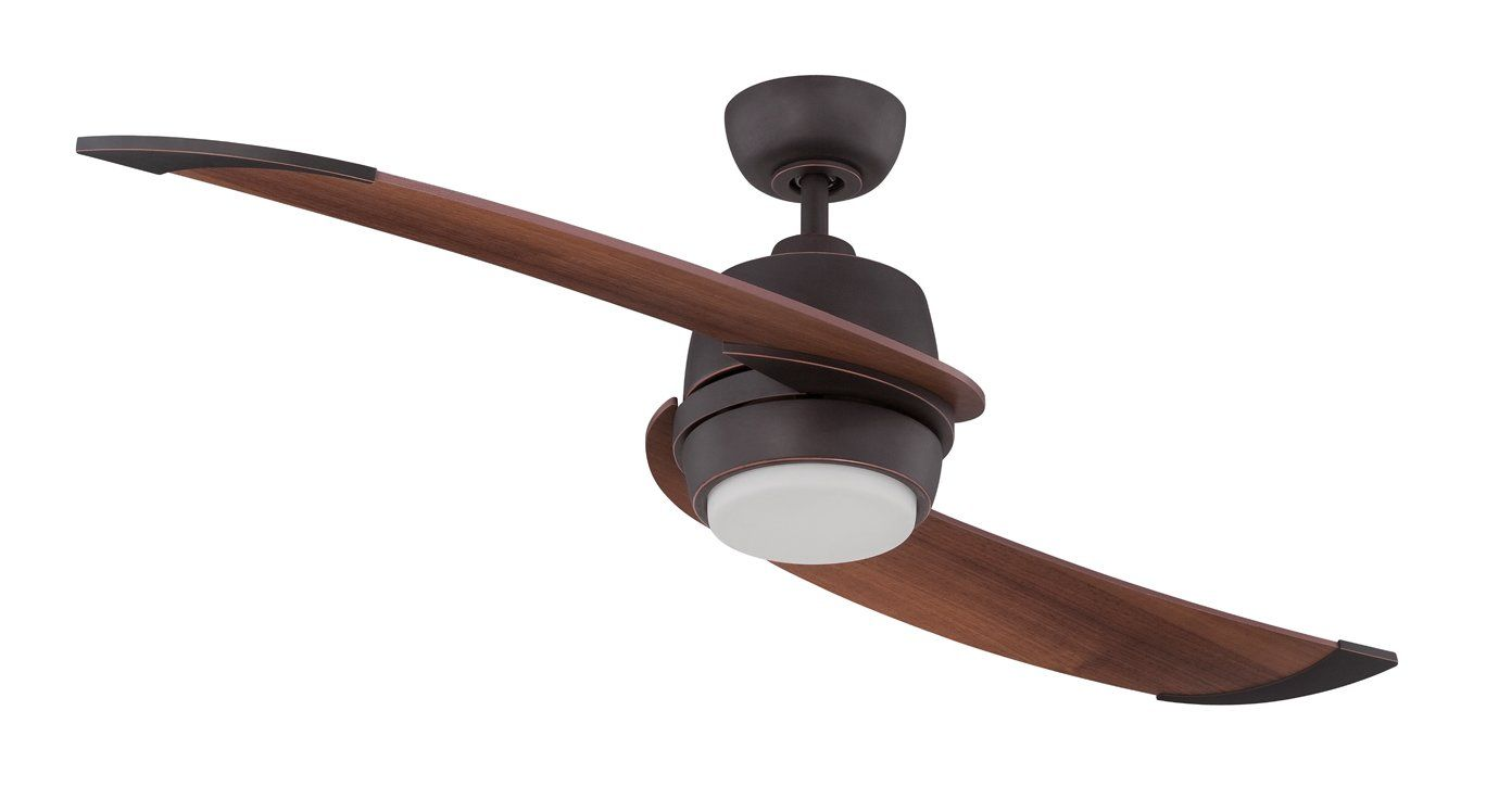 52 Luciana 2 Blade Celling Fan With Remote Modern Ceiling Fan Ceiling Fan Fan