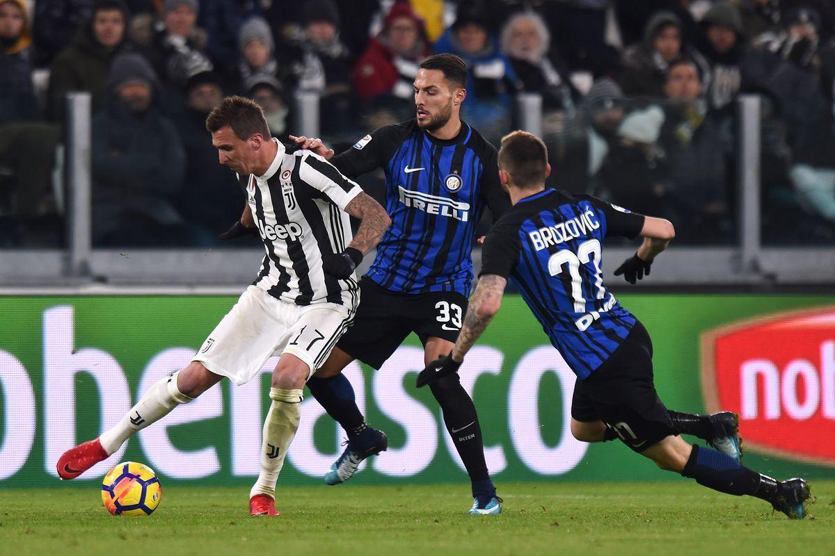 Derby d'Italia Juventus v Internazionale New Orleans Watch