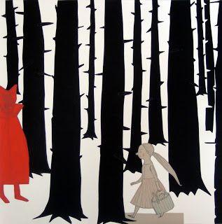 Ilustración de Chiara Carrer.