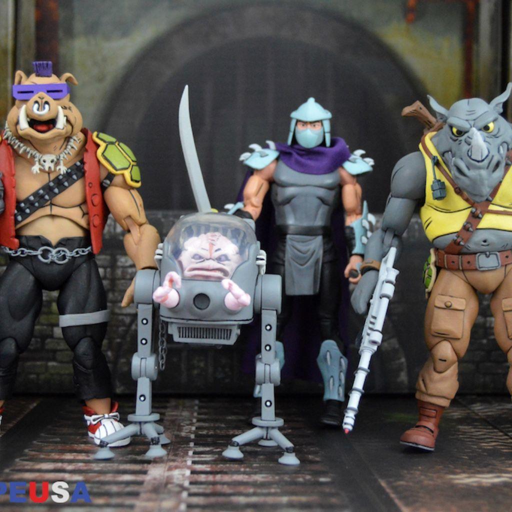 NECA Toys Teenage Mutant Ninja Turtles Target Exclusive 2