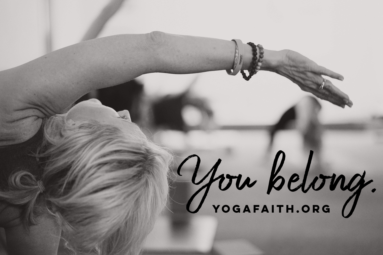 Yoga Faith Christian Yoga Instructor Certification Training Christian Yoga Yoga Instructor Certification Body Positive Yoga