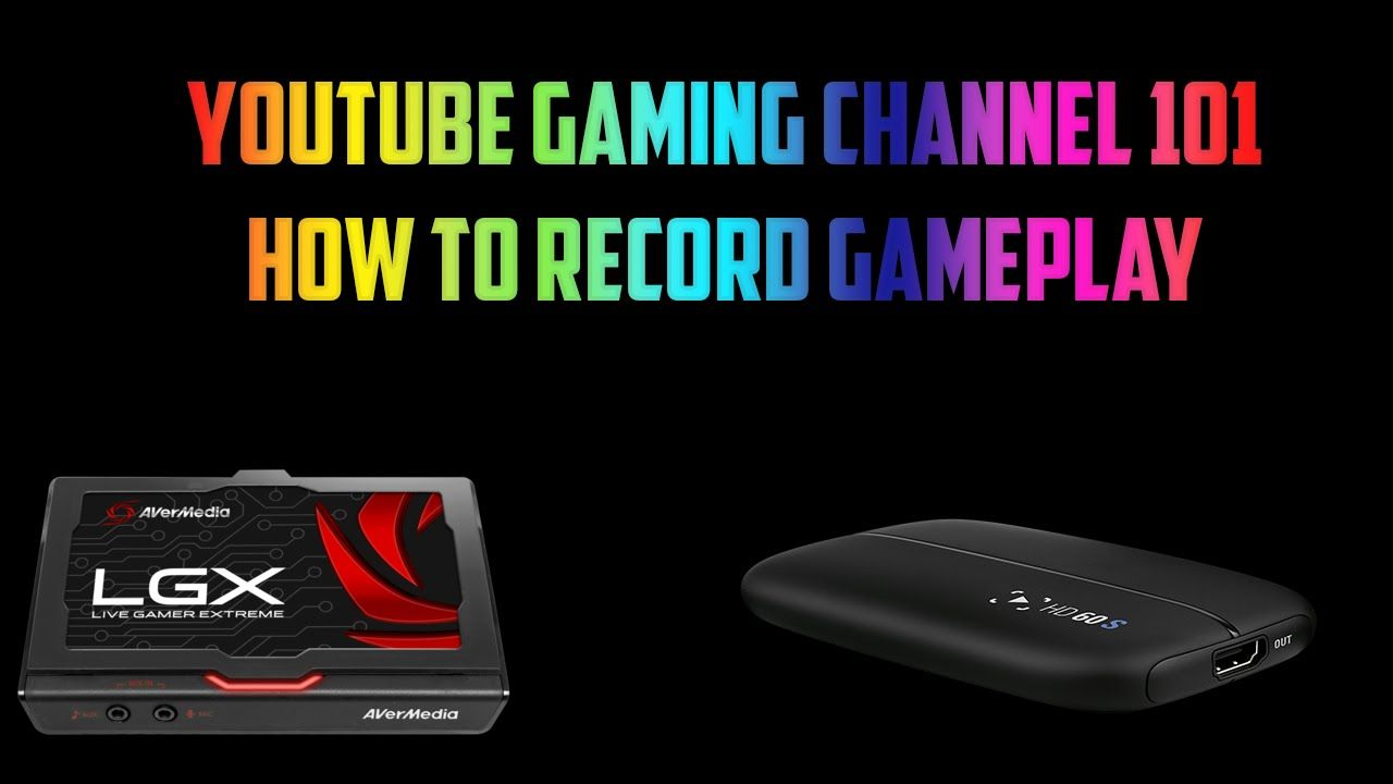 how to start a gaming youtube channelconsole gaming