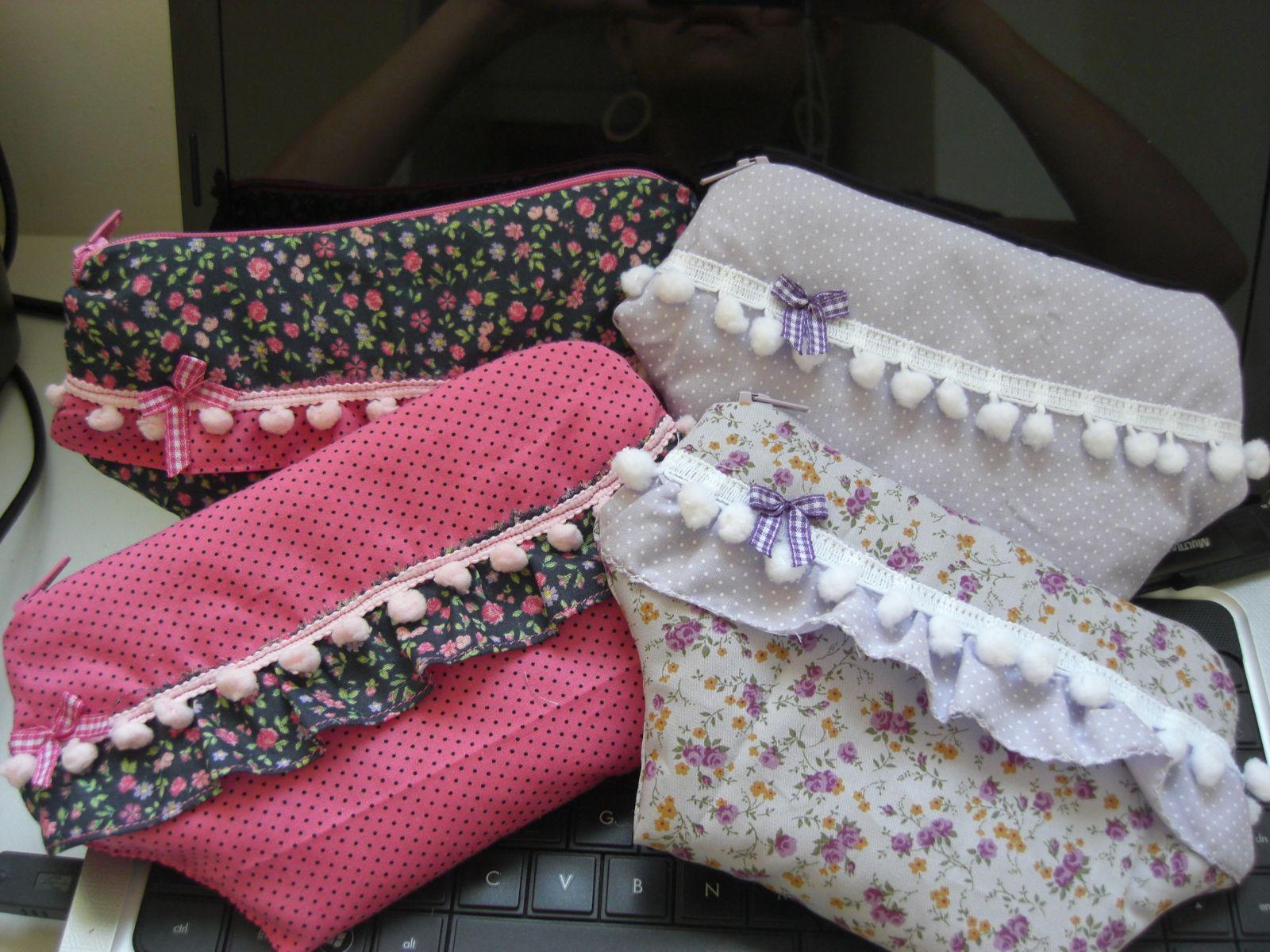 Bolsinhas em forma de calcinhas - um chuchu!!!