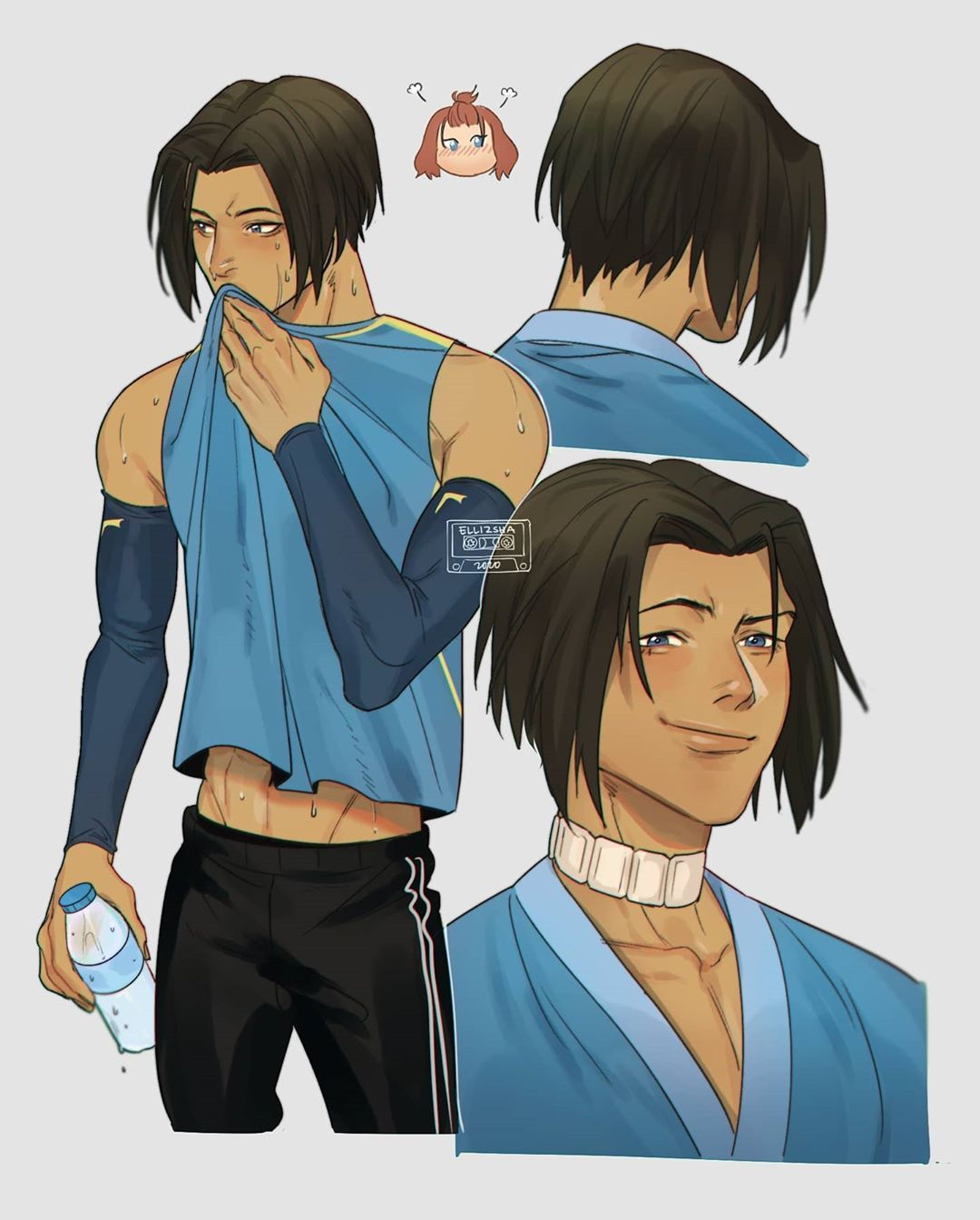 Fine Make Me Your Villain Sokka With His Hair Down Drinkcactusjuice I In 2020 Avatar Funny Avatar Characters Avatar The Last Airbender