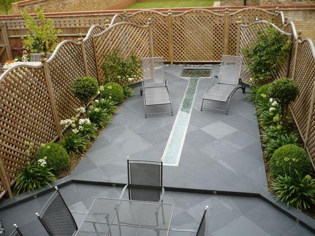 Mimosa Landscapes Ltd   Award Winning Gardens   Portfolio   Town