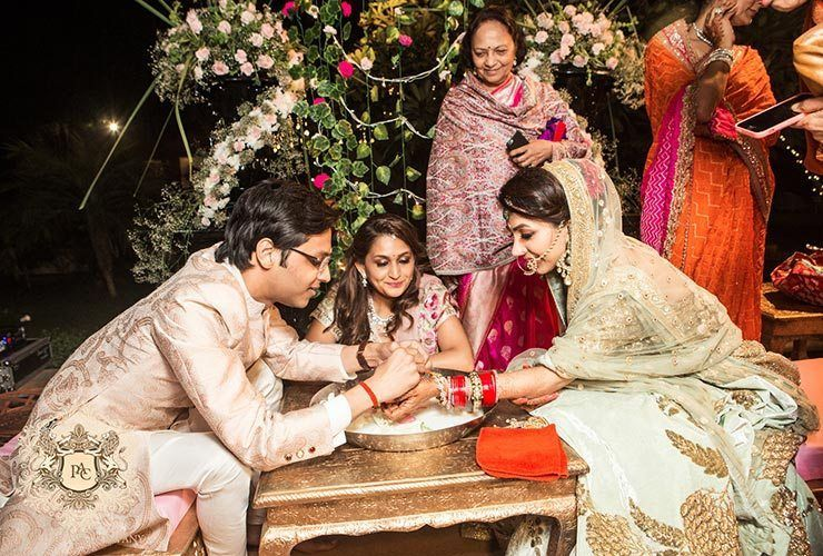 Traditional Indian Wedding Games From Marwari And Punjabi Weddings Photo By Picture Art In 2020 Indian Wedding Games Wedding Games Traditional Indian Wedding Games