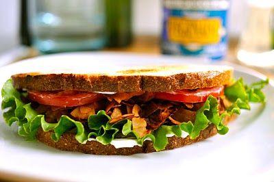 Vegan Good Things: By Popular Demand: Coconut Bacon!