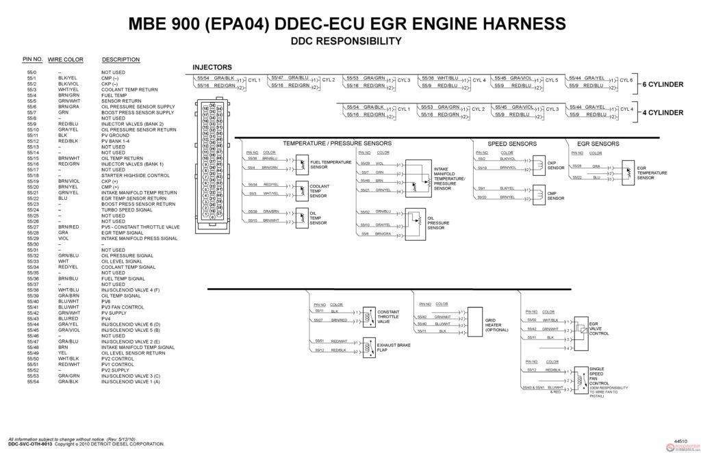 Detroit Diesel Series 60 Ecm Wiring Diagram On 1499277944 And At For Detroit Diesel Series 60 Ecm Wiring In 2020 Detroit Diesel Dodge Ram Diesel Detroit