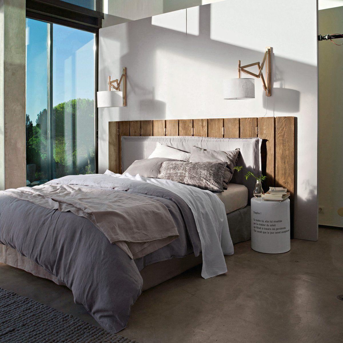 housse de couette elina pur lin lav am pm int rieurs l gants escalera mueble decoraci n. Black Bedroom Furniture Sets. Home Design Ideas