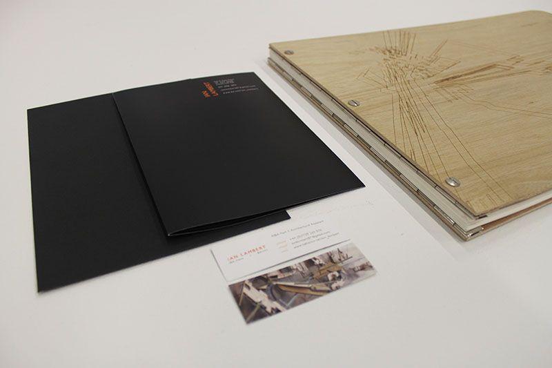 portfolio presentation ideas