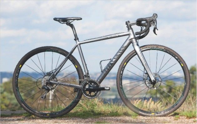 Canyon Inflite cyclocross bike review - Cycling Weekly