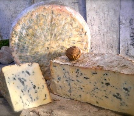 how to make bleu du queyras cheese