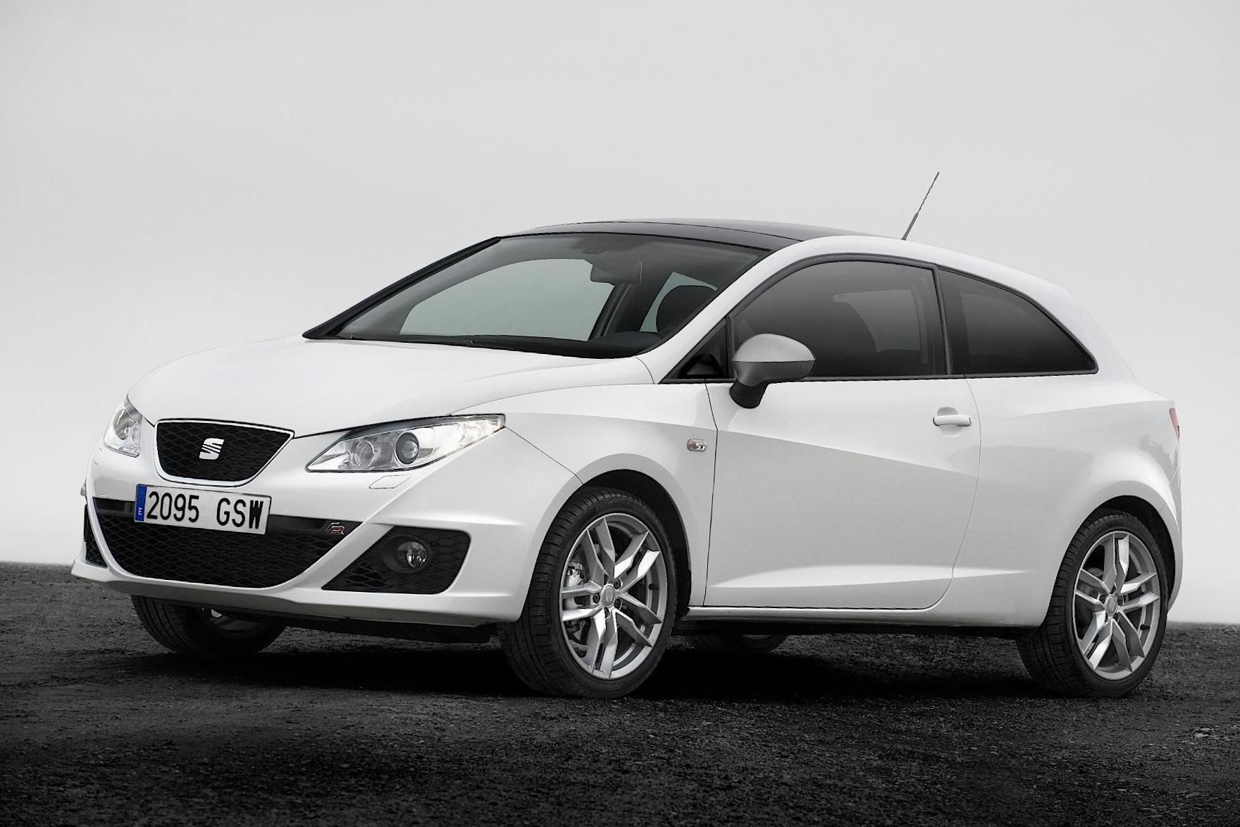 Seat Ibiza SC FR used - http://autotras.com
