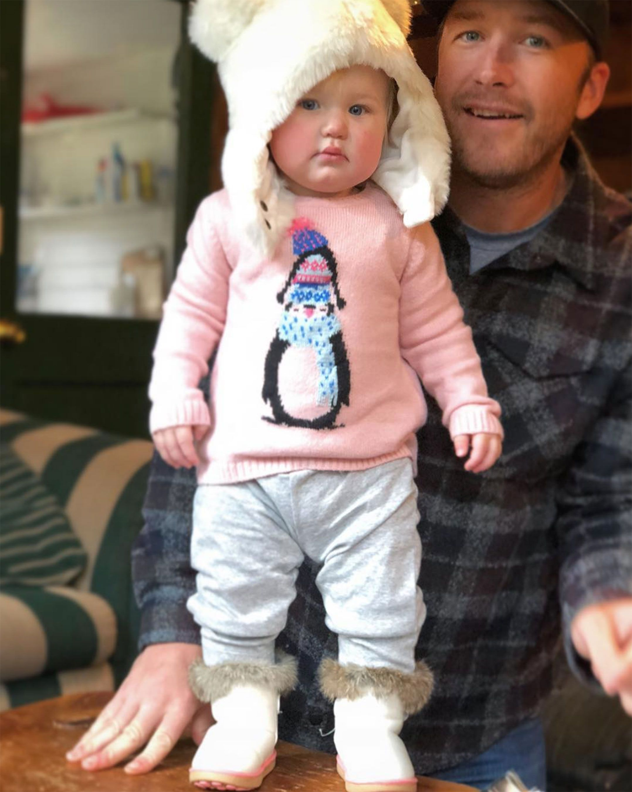 Bode Miller's Daughter 'Missing for Just a Short Amount of Time' Before Being Found in Pool